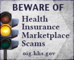 Beware of health insurance marketplace scams